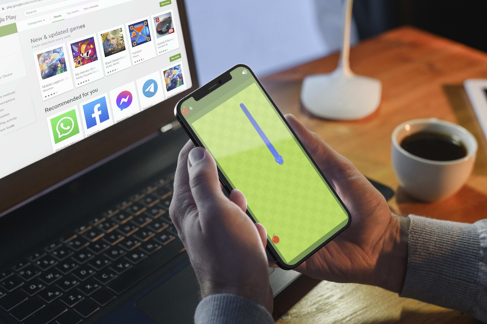 game offiline play store