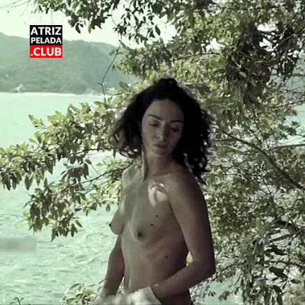 Claudia Ohana MOSTRANDO OS PEITOS no filme 'Zoom'   ATRIZPELADA.CLUB