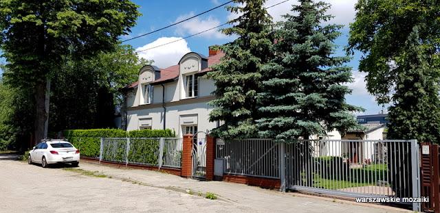 Warszawa Warsaw ulice Warszawy architektura architecture Gdyńska Białołęka Aleksandrówek Żerań Annopol