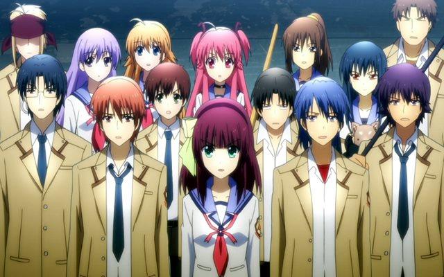 Anime Yang Mirip Angel Beats! Adalah Charlotter