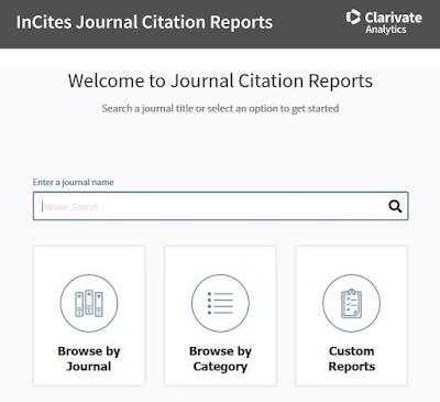 Li Ping Medical Library Cuhk Journal Citation Reports 2019