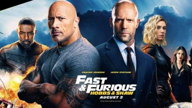 Fast & Furious Presents: Hobbs & Shaw (2019) HC Hdrip 720p Download