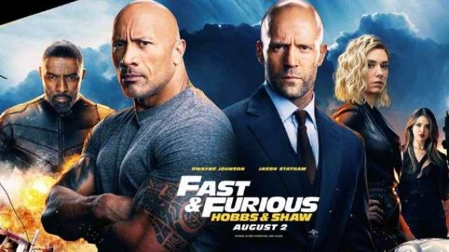 Fast & Furious Presents: Hobbs & Shaw (2019) HC Hdrip 720p Download
