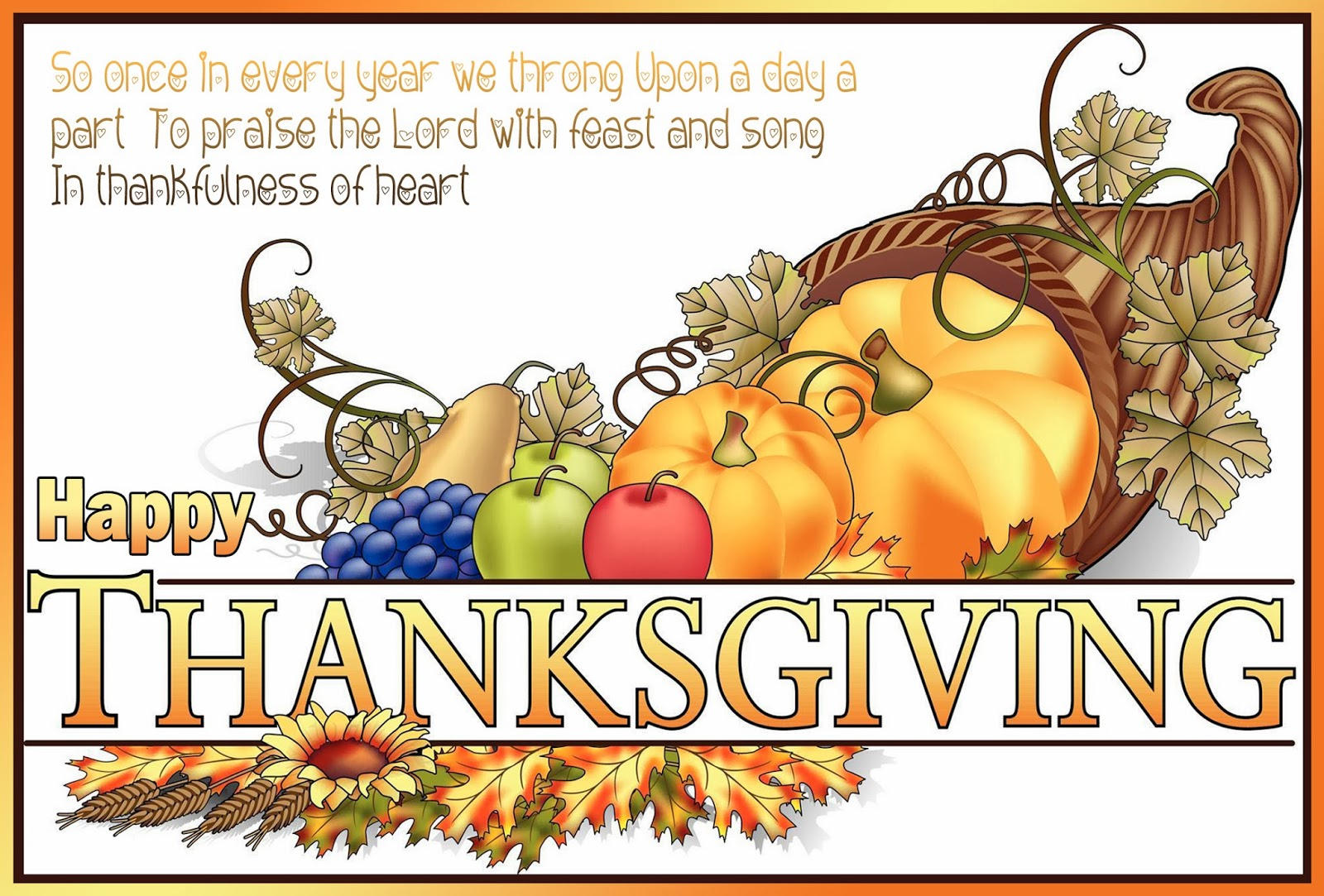 Heart Quotes With Pictures And Cards: Inspirational Thanksgiving Quotes Hearts. QuotesGram