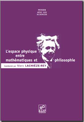Télécharger Livre Gratuit L'espace physique entre mathématiques et philosophie pdf