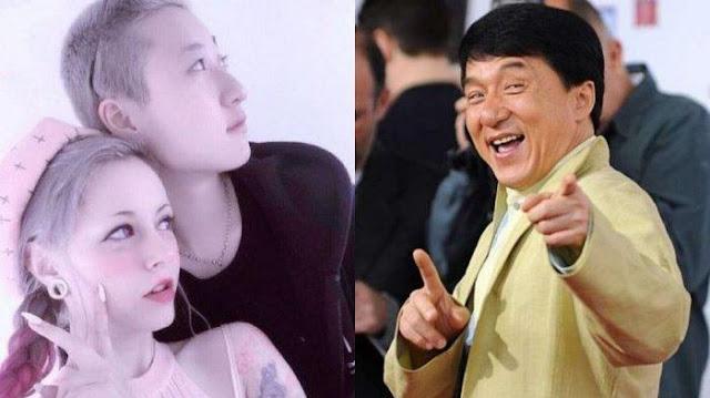 Sempat Bikin Video Memalukan, Kini Putri Jackie Chan Menikahi Sesama Jenis