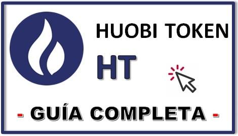 Cómo y Dónde Comprar Criptomoneda HUOBI TOKEN (HT)