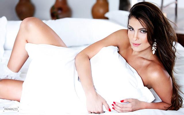 Confira algumas fotos da ex-BBB Kamilla Salgado para o site Paparazzo