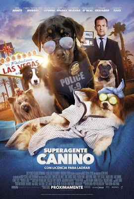 Show Dogs 2018 DVD R1 NTSC Latino