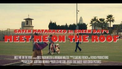 Meet Me on the Roof Lyrics - Green Day