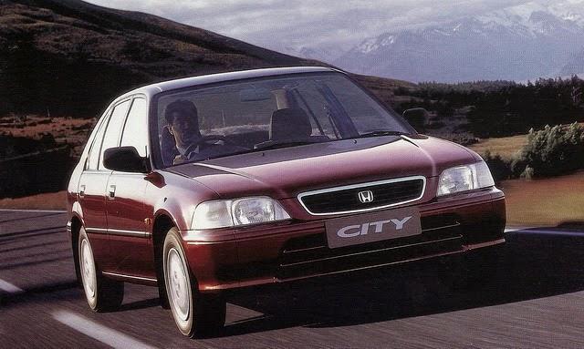 Honda City 1996