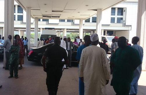 BREAKING!!! LEGISLATIVE OFFICER DIES AT NATIONAL ASSEMBLY COMPLEX – THE WAY HE DIED WILL SHOCK YOU [MUST READ]