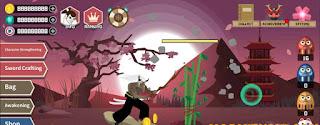 Samurai Kayuza hack tiền