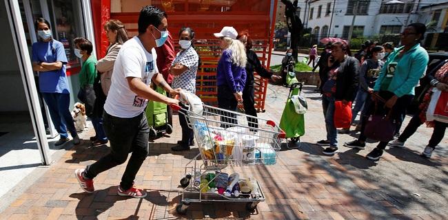 Punya 65 Kasus Corona, Kolombia Sudah Deklarasikan Keadaan Darurat