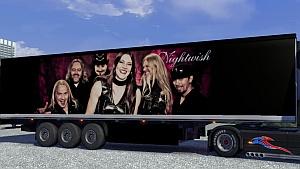 Nightwish trailer pack