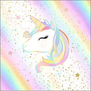 graphic regarding Free Printable Unicorn titled Unicorn and Rainbow: Absolutely free Printable Sweet Bar Labels. - Oh