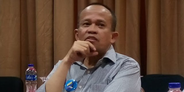 "Beathor Suryadi: Qodari Lupa Jargon ""Kampret Cebong"" Tidak Hilang Meski Prabowo Menyatu Ke Jokowi"