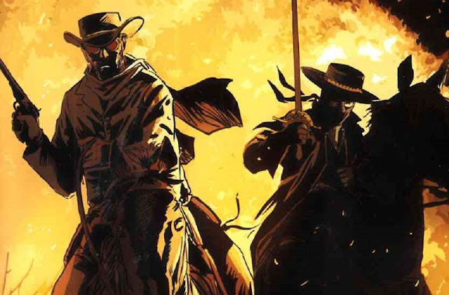Quentin Tarantino está levando o crossover de Django e Zorro para as telonas