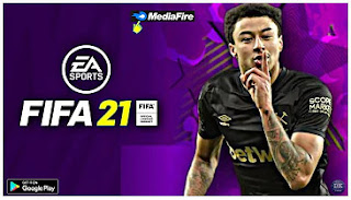 Download FIFA 14 MOD FIFA 21 Best Graphics New Update V6.8 with New Face Menu & Latest Transfer