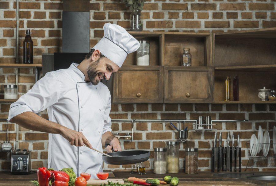 Chef = Content Creator