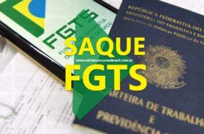 Atenção! Nova rodada de pagamento do FGTS  aniversario começa nesta segunda, (1) Veja o calendário de saque.