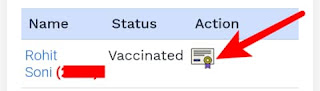 Arogya Setu App से Vaccination certificate kaise download kare?