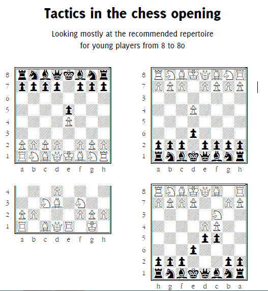 Tactics in the chess opening ebook in PDF Tactics%2Bin%2Bthe%2Bchess%2Bopening