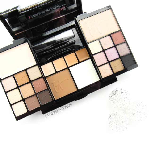 it cosmetics most wished for palette - the beauty puff
