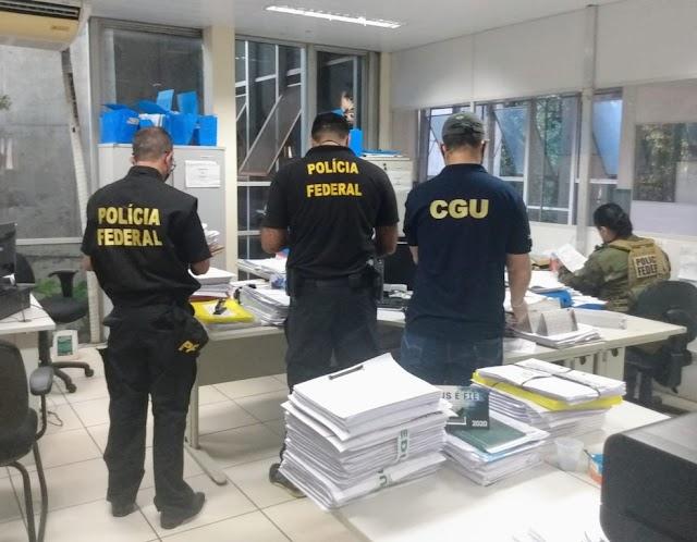 PF faz buscas na casa do governador do Piauí e no gabinete da primeira-dama, deputada federal