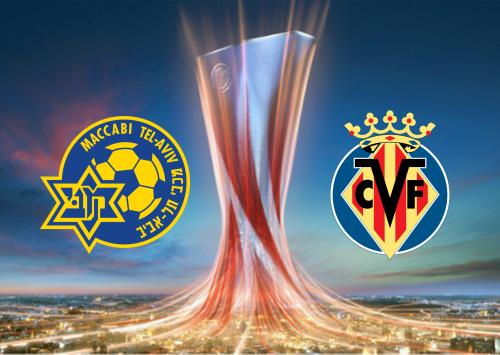 Maccabi Tel Aviv vs Villarreal -Highlights 26 November 2020