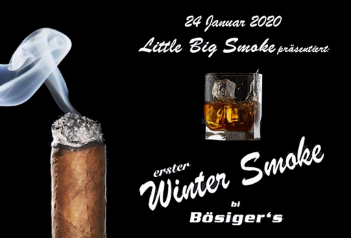 1. WINTER SMOKE