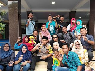 Kapolres Lumajang Kumpulkan NETIZEN Untuk Wujudkan Keamanan di Lumajang