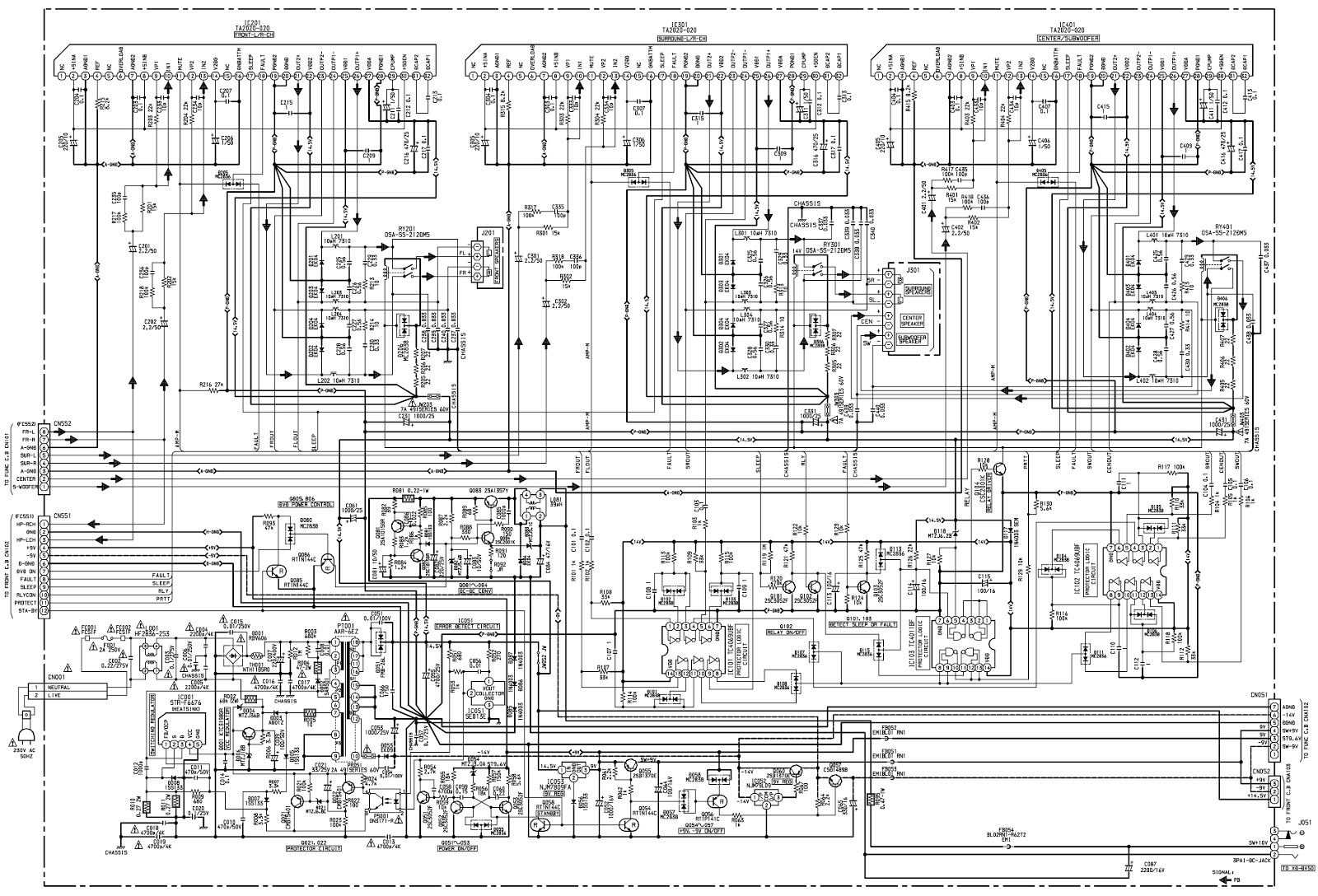 Aiwa Tv Circuit Diagram Wiring And Hub Color Television Se141 Type K Eg Schematic Ht Dv50 Hts Dvd System Power Amplifier Smps Rh Schematicscom Blogspot Com Diagrams A Simple Battery