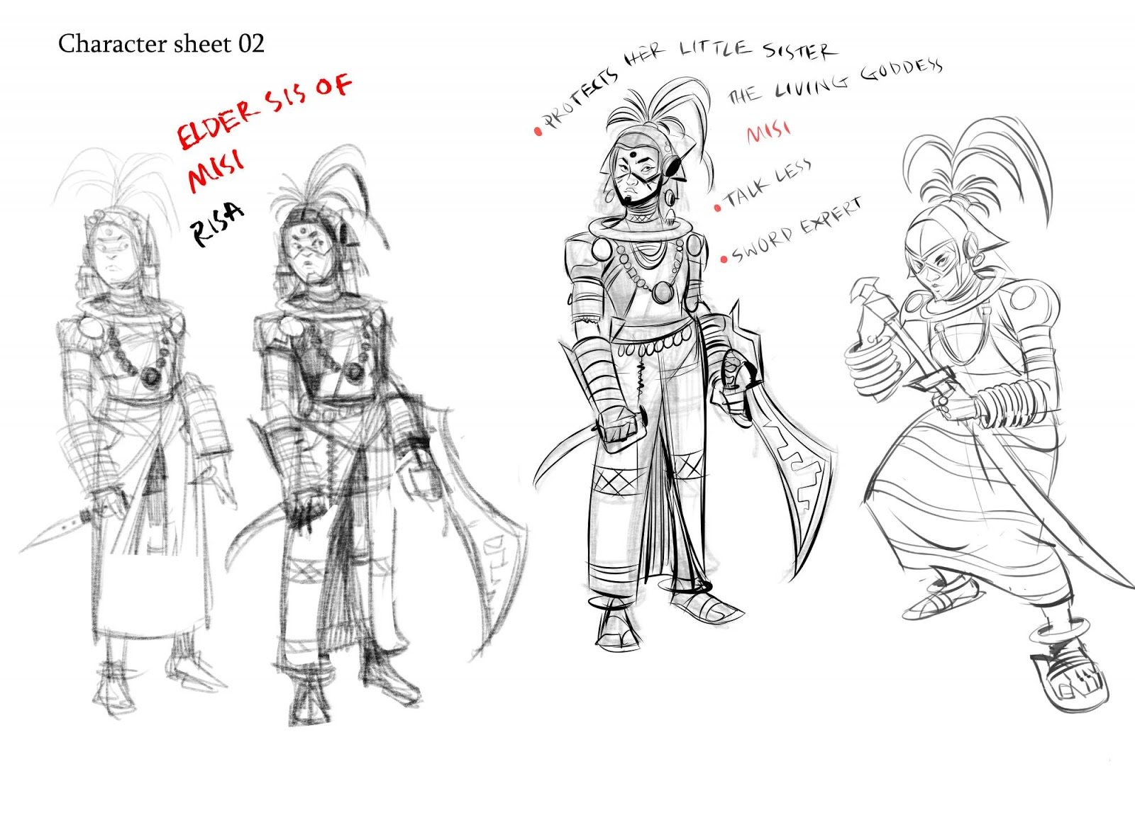 Character Design Fundamentals : Mehedihaquecartoons december