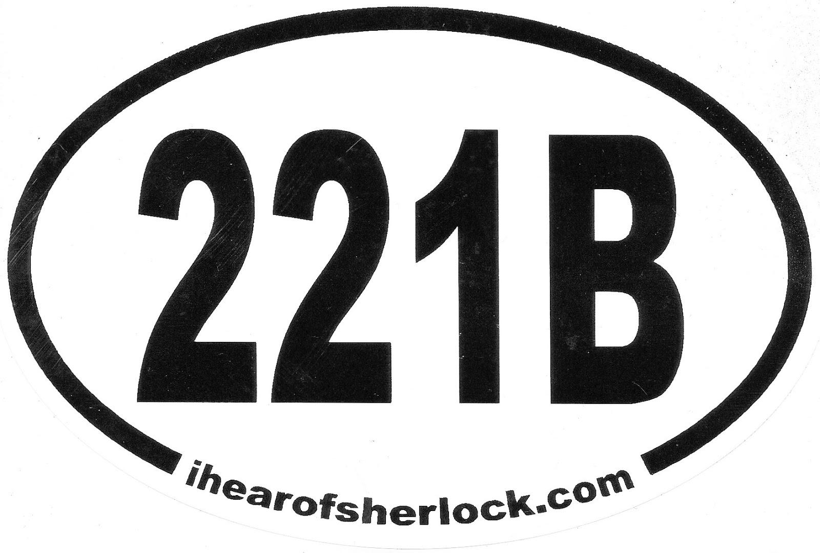 I Hear of Sherlock Everywhere Gifts