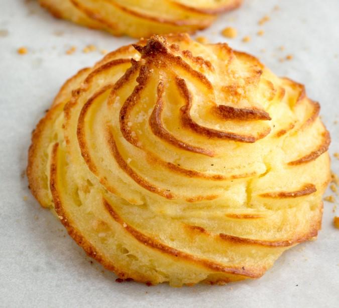 Classic Duchess Potatoes