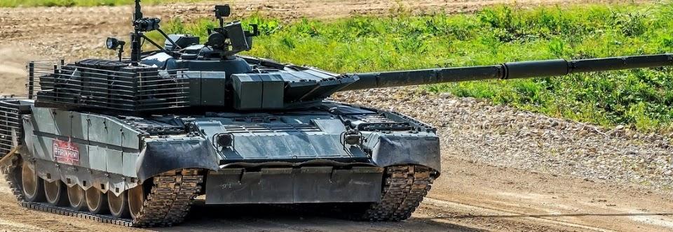 Російські танки Т-72Б3М і Т-80БВМ оснастять системою РЕБ