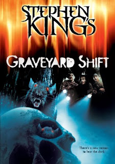 Stephen King Movies, Stephen King DVDs, The Graveyard Shift