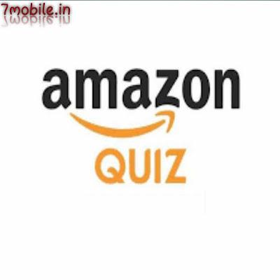 Today Amazon Quiz Answers,14th Oct 2020:win 15,000 Amazon Pay Balance