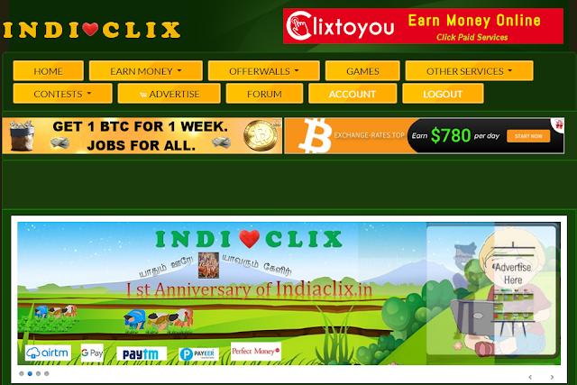Indiaclix