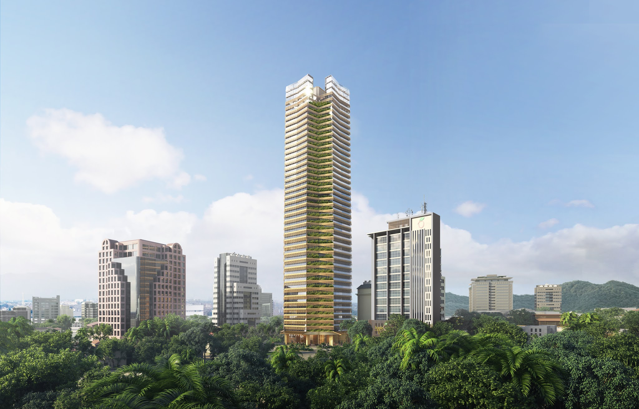 Cebu Landmasters Launches Iconic Tower And Home Of Sofitel Cebu City, To Open In 2025