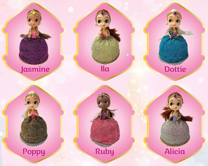 Коллекция кукол Genie Surprise