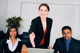 Como se portar numa entrevista de emprego