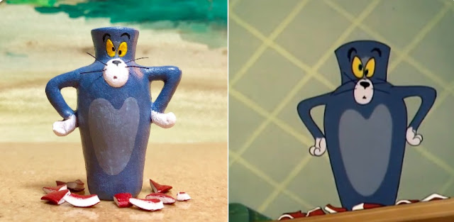 figure tom and jerry