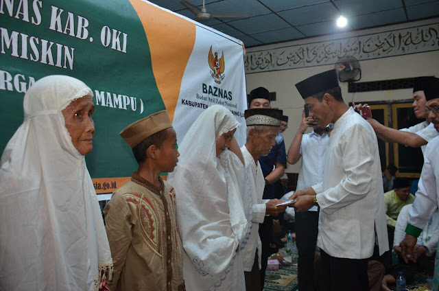 Gelar Safari Ramadhan Pemkab OKI Gandeng Baznaz