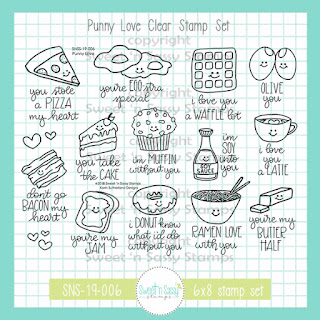 https://www.sweetnsassystamps.com/punny-love-clear-stamp-set/
