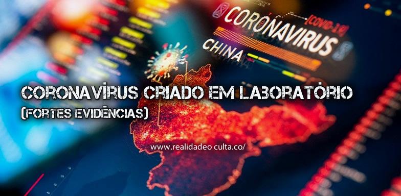 Sim coronavírus é uma bioarma. Investigação.