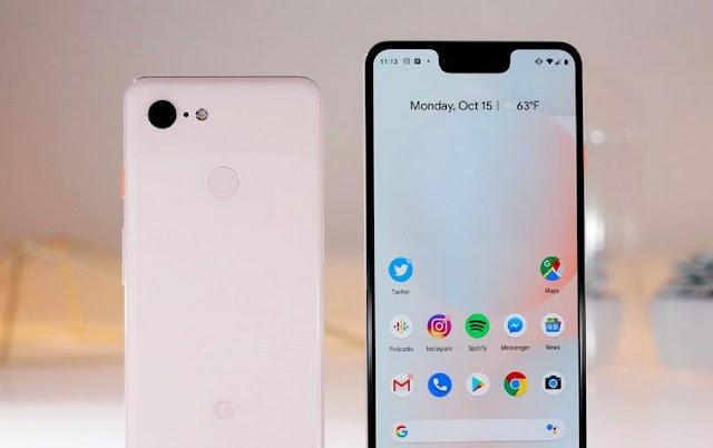 Google Pixel 3 Review Price