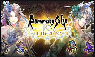Download Romancing SaGa Re;univerSe Apk Terbaru