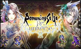 Download Romancing SaGa Re;univerSe Apk Terbaru